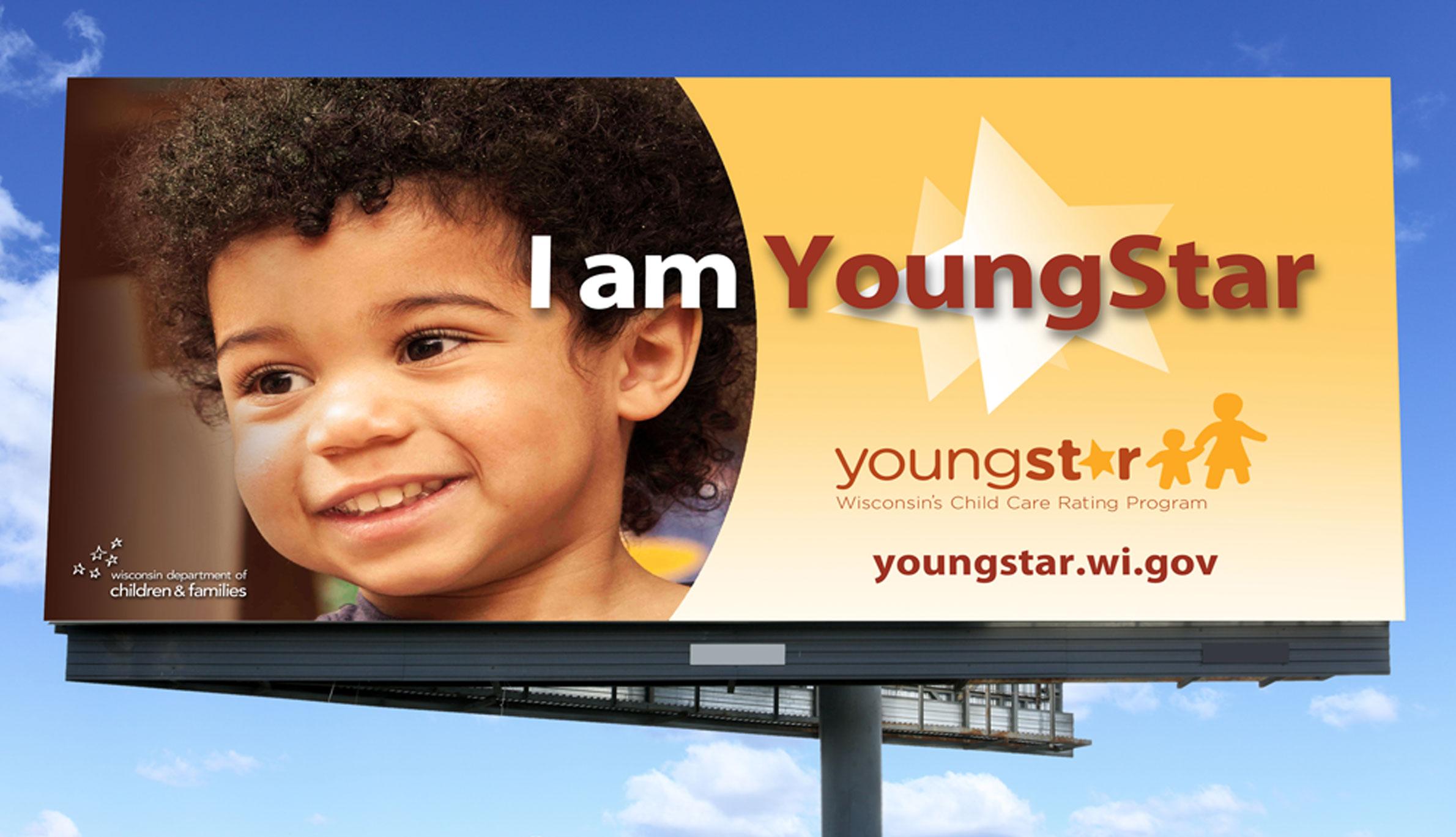 YoungStar Billboard Mockup